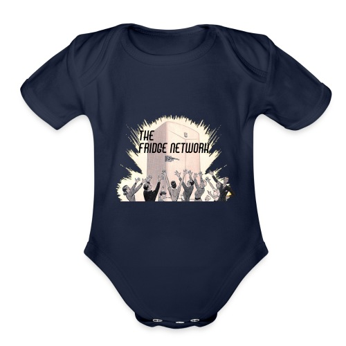 TFN - Organic Short Sleeve Baby Bodysuit
