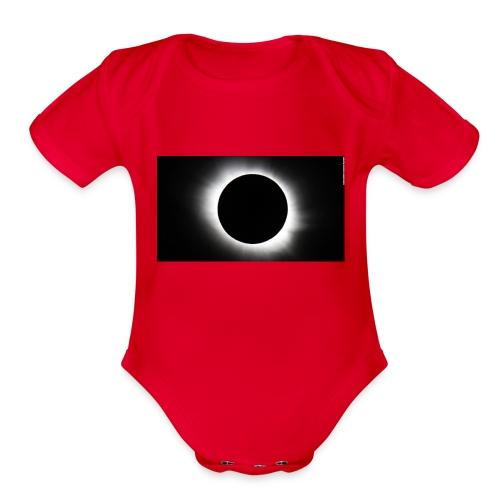Solar - Organic Short Sleeve Baby Bodysuit