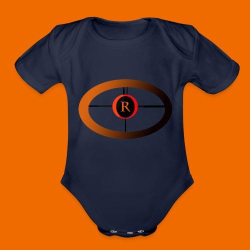 Reckoning - Organic Short Sleeve Baby Bodysuit