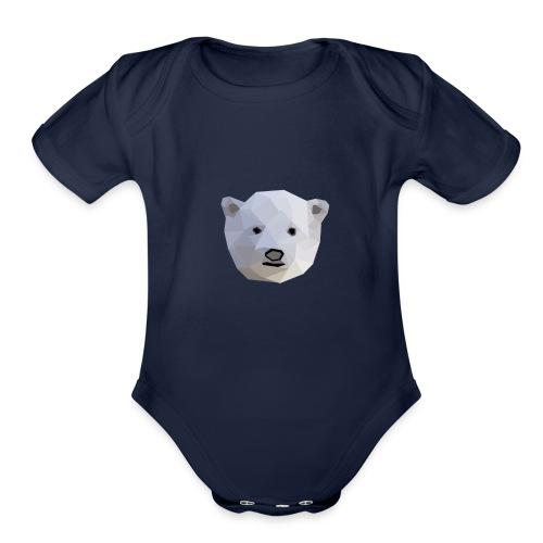 ResQ IceCold - Organic Short Sleeve Baby Bodysuit