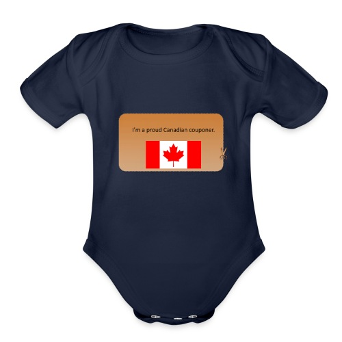 Canadian Couponer - Organic Short Sleeve Baby Bodysuit