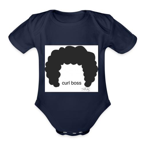 BEF6EAA9 ACE1 4974 98B3 B99F453CCFCB - Organic Short Sleeve Baby Bodysuit