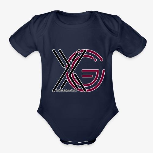 Xanthari Gaming - Organic Short Sleeve Baby Bodysuit