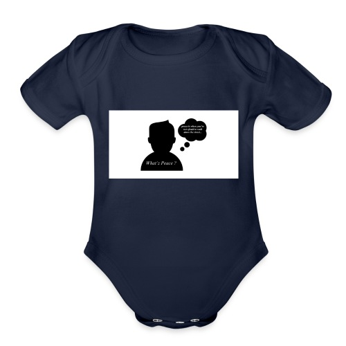 1118 1496720289574 - Organic Short Sleeve Baby Bodysuit