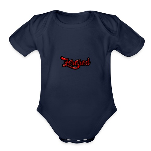Zerared Shirt - Organic Short Sleeve Baby Bodysuit