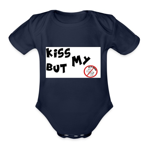 NEW WEST - Organic Short Sleeve Baby Bodysuit