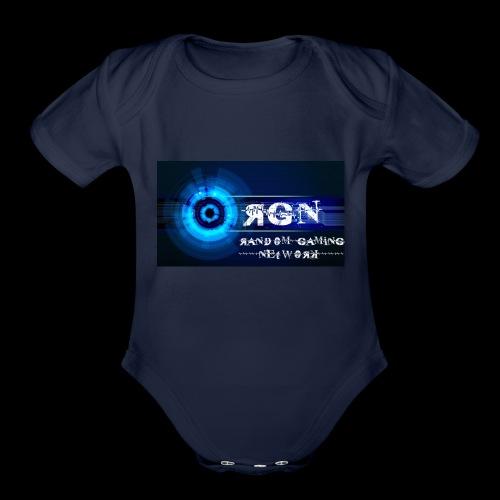 RGN partner gear - Organic Short Sleeve Baby Bodysuit