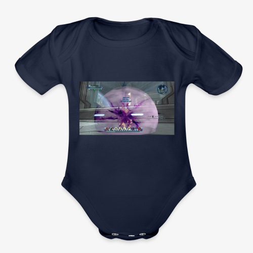 OG ZAYY MERCHANDISE - Organic Short Sleeve Baby Bodysuit
