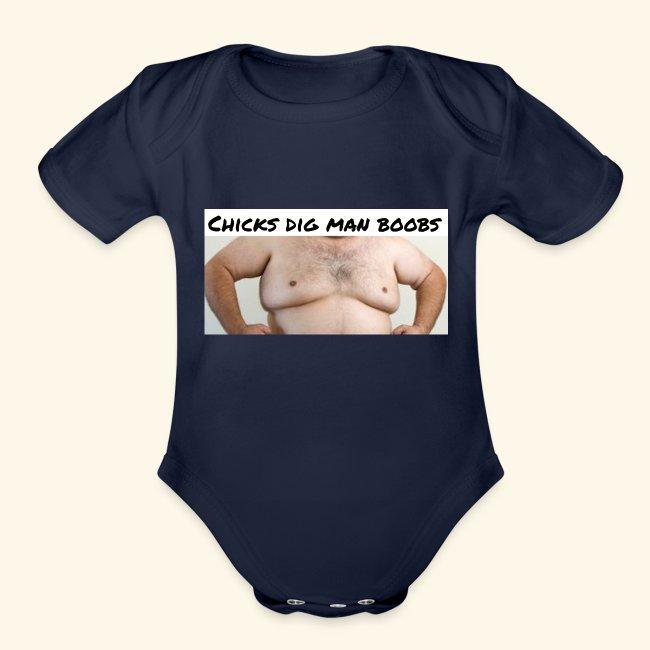 chicks dig man boobs