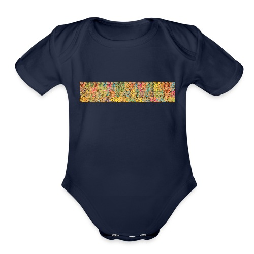 Banner & Bliss - Organic Short Sleeve Baby Bodysuit