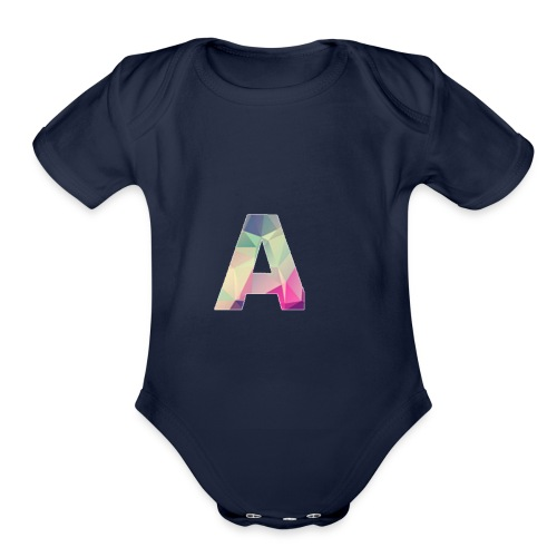 Amethyst Merch - Organic Short Sleeve Baby Bodysuit