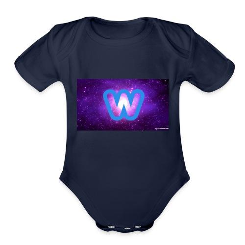CC3ED43E 3336 4A07 B83F 7F037EB68713 - Organic Short Sleeve Baby Bodysuit