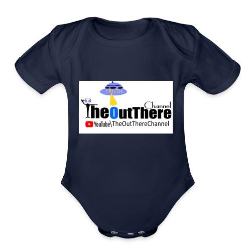 NewBannerOTChan2018 - Organic Short Sleeve Baby Bodysuit