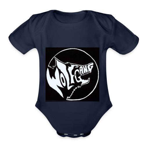 WOLFHEAD - Organic Short Sleeve Baby Bodysuit
