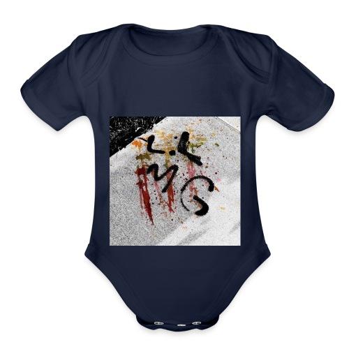 Mayrlon Gramajo - Organic Short Sleeve Baby Bodysuit