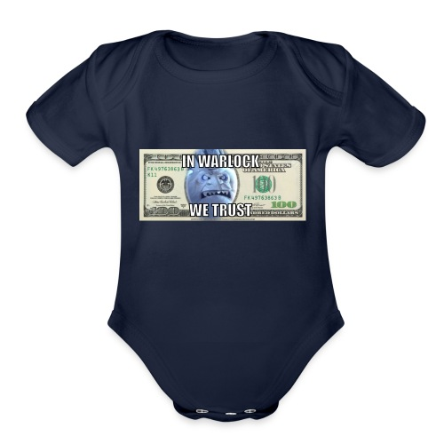 91F37FBC 9BAD 4299 ADE2 C5277A66EF89 - Organic Short Sleeve Baby Bodysuit