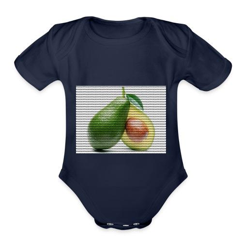 PERFECTMERCH - Organic Short Sleeve Baby Bodysuit