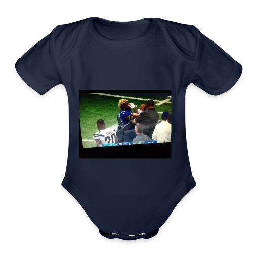IMG 20171220 152015 - Organic Short Sleeve Baby Bodysuit