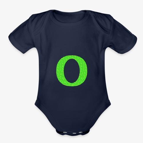 Oregon Ducks - Organic Short Sleeve Baby Bodysuit