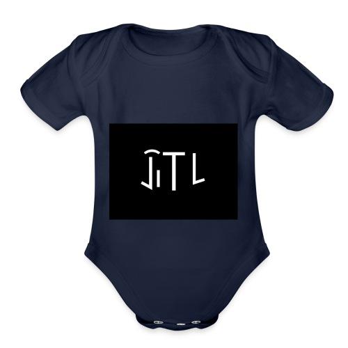 F43BC759 45B5 4A85 BDED B7A2AD79440C - Organic Short Sleeve Baby Bodysuit