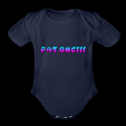 PattyO'Neill - Organic Short Sleeve Baby Bodysuit