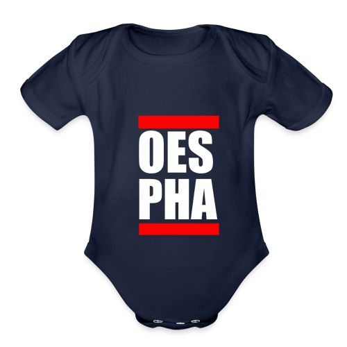 PHAmily Clothing Company LLC TM - Organic Short Sleeve Baby Bodysuit