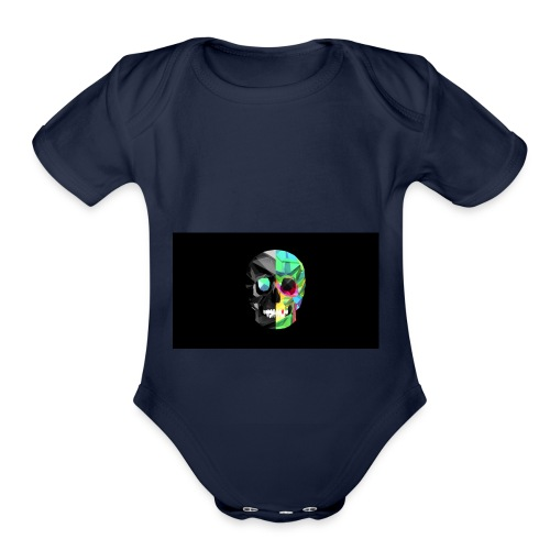 Stuff - Organic Short Sleeve Baby Bodysuit