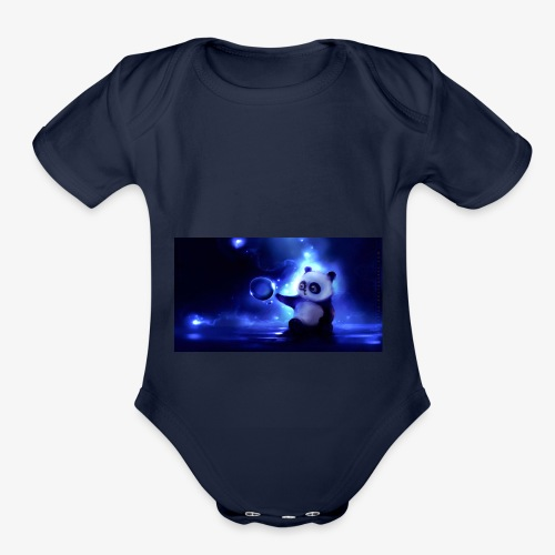 96f486a701a402d0e083d4c588a6e544 - Organic Short Sleeve Baby Bodysuit