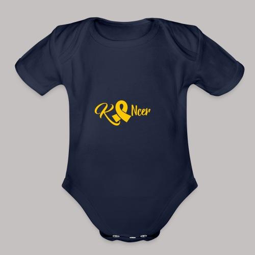 Kancer - Organic Short Sleeve Baby Bodysuit