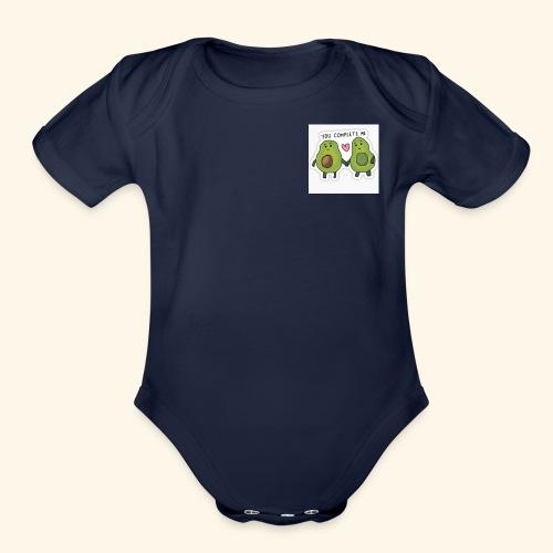 fullsizeoutput 23cd - Organic Short Sleeve Baby Bodysuit