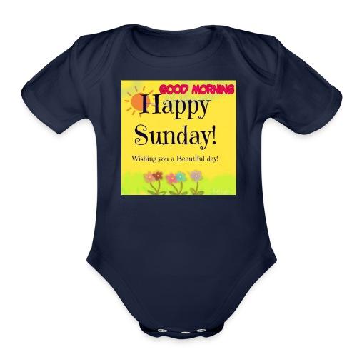 Image 2017 06 11 at 7 27 36 AM - Organic Short Sleeve Baby Bodysuit
