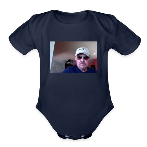 ELIJAH.MACKIN@GMAIL.COM - Organic Short Sleeve Baby Bodysuit