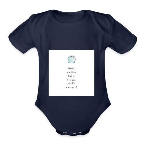 8206FA30 A4D2 43F4 9463 457C8D4EDBBC - Organic Short Sleeve Baby Bodysuit