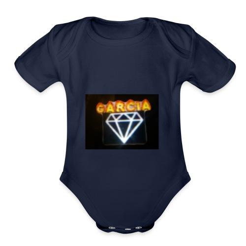 Garcia - Organic Short Sleeve Baby Bodysuit