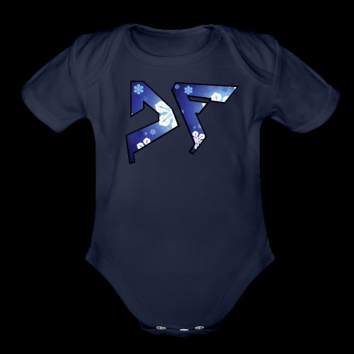 Davidfrostshow - Organic Short Sleeve Baby Bodysuit