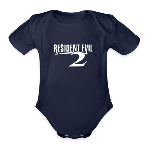 Resident Evil 2 REimagined RPD - Organic Short Sleeve Baby Bodysuit