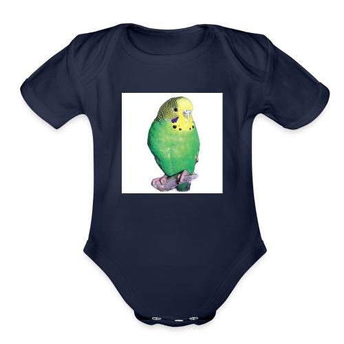 skittels - Organic Short Sleeve Baby Bodysuit