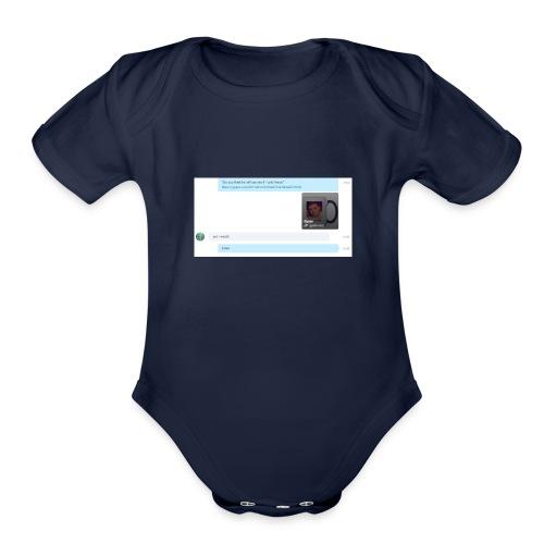 74357abedf89a7c24c9849509037d480_-1- - Organic Short Sleeve Baby Bodysuit