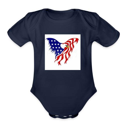 Tint 20180317 173040 - Organic Short Sleeve Baby Bodysuit