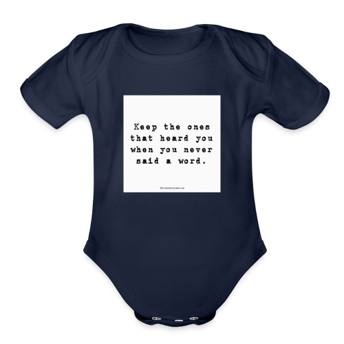 e4ba8bbc1d6516e2a24e5827f27368c0 cool friendship - Organic Short Sleeve Baby Bodysuit
