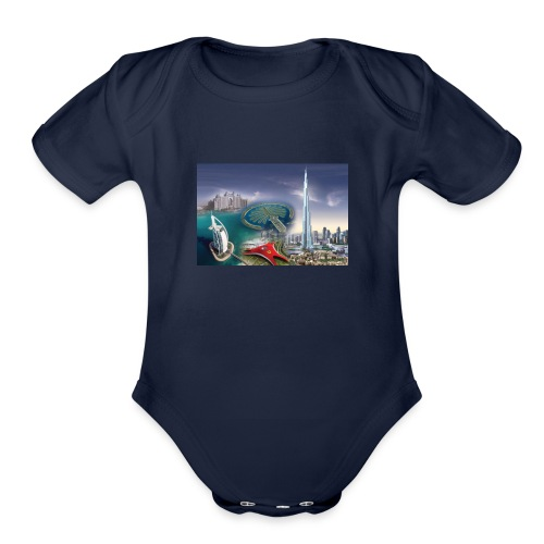 UAE Business Directory Yellow Pages Online - Organic Short Sleeve Baby Bodysuit