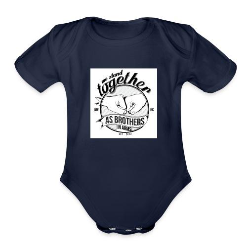 83e4ab17919365-562c0e33796d7 - Organic Short Sleeve Baby Bodysuit