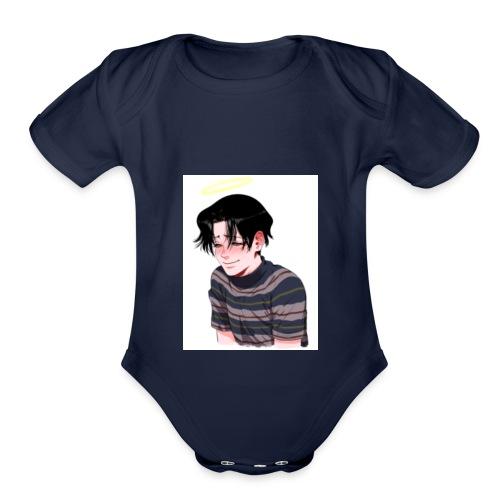 Yoonbum - Organic Short Sleeve Baby Bodysuit