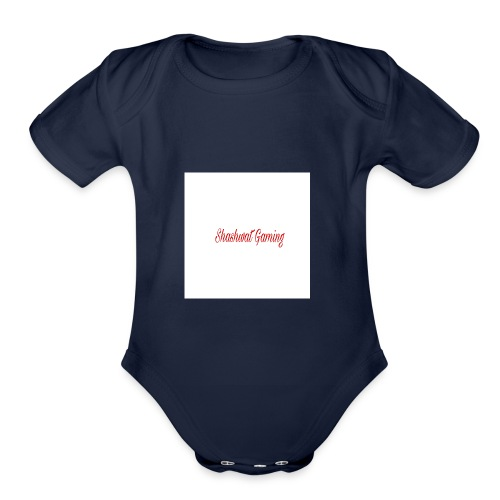 Samsung Phone Case - Organic Short Sleeve Baby Bodysuit