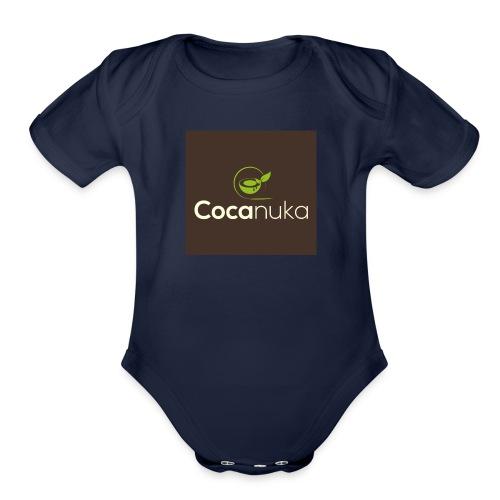 Cocanuka - Organic Short Sleeve Baby Bodysuit
