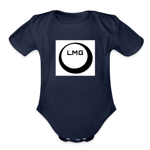 IMG_0819 - Organic Short Sleeve Baby Bodysuit