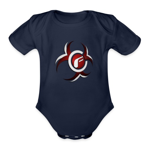 Fever Clan - Organic Short Sleeve Baby Bodysuit