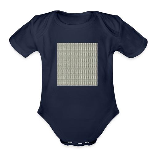 OneMillion - Organic Short Sleeve Baby Bodysuit