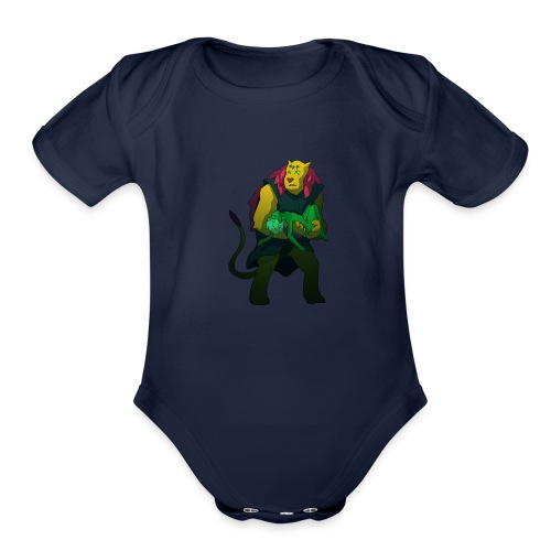 Nac And Nova - Organic Short Sleeve Baby Bodysuit