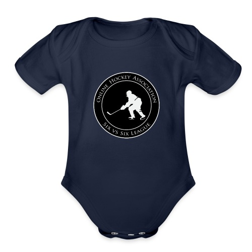 OHA Official - Organic Short Sleeve Baby Bodysuit